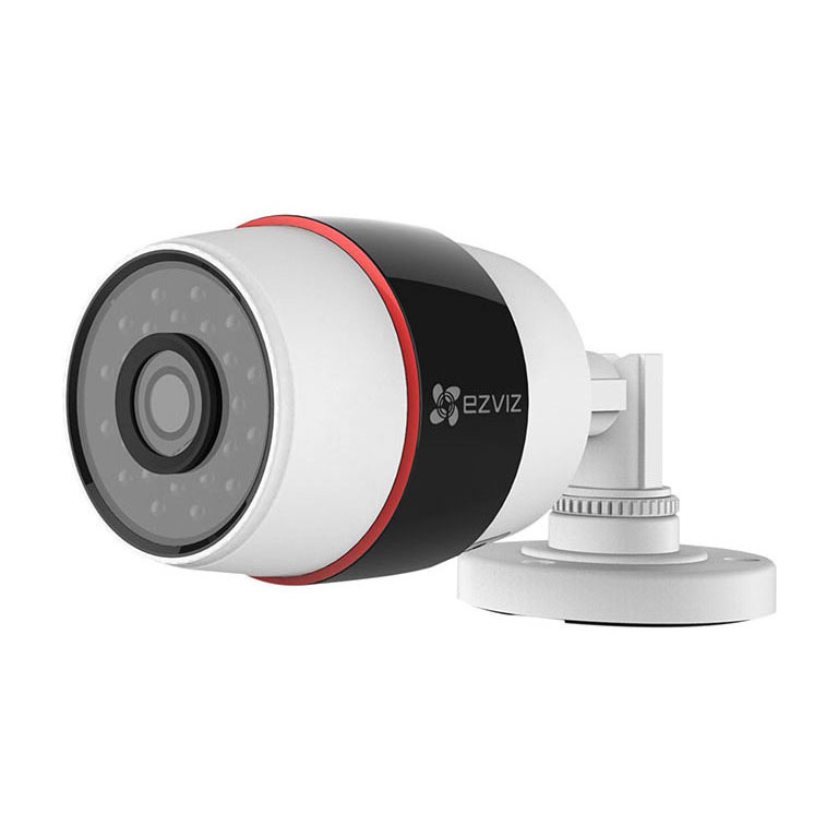 Outdoor Wi-Fi Wireless 1080p Video Security Camera with 16GB MicroSD by EZVIZ Husky