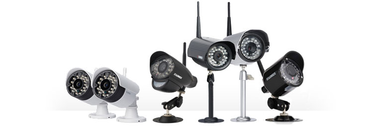 Wireless security cameras easy to install, secure, and free from interference - Top rated Wireless Cameras-Security Cameras